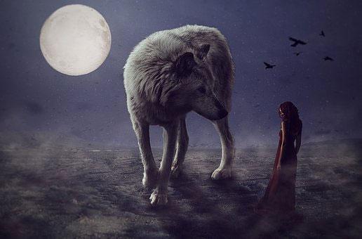 Les vibrations énergétiques liées à la Pleine Lune du Loup