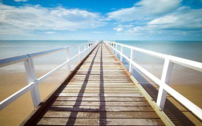 Les neuroscientifiques recommandent d'aller se ressourcer régulièrement à la plage…